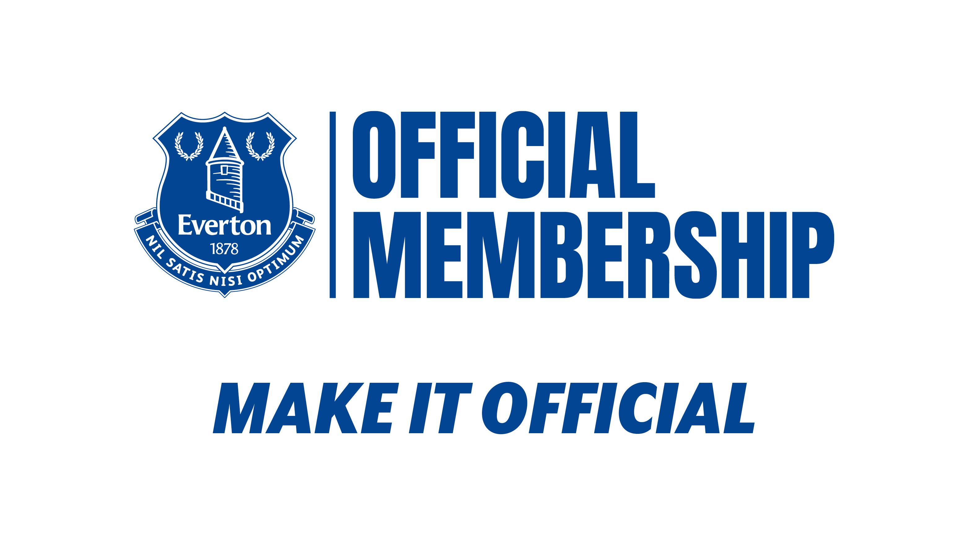 Everton Launches Revamped Official Membership Scheme