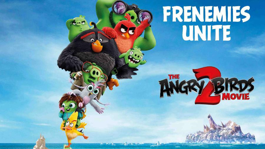 Special Angry Birds 2 Movie Screening To Support EitC